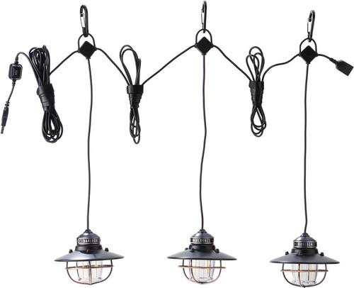 Edison String Lights Bronze