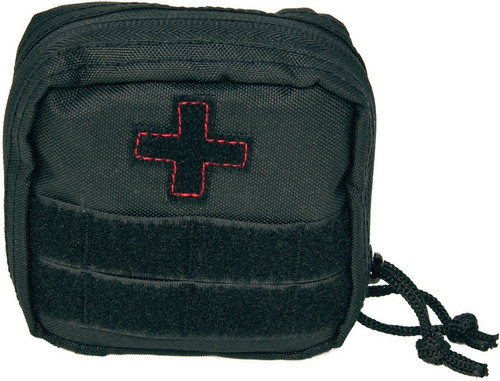 Soldier First Aid Kit Black