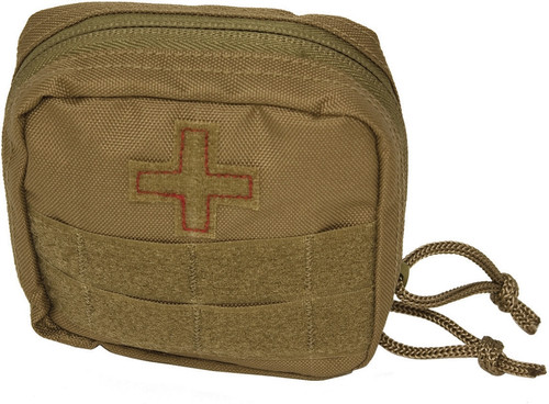 Soldier First Aid Kit Coyote
