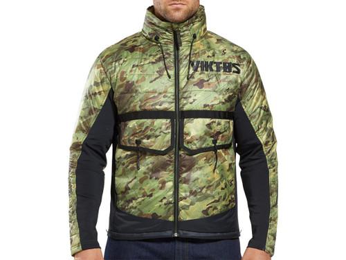 "Viktos ""ZERODARK"" Weather Resistant Insulated Jacket (Color: Spartan / X-Large)"