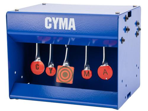 "CYMA ""ZERO"" Steel Mechanical Automatic Airsoft Target Trap"