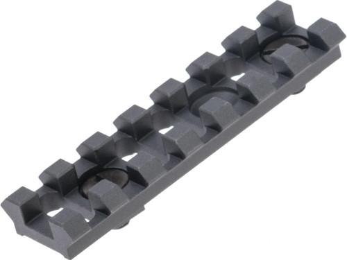 Raptor TWI B-2U Rail Piece for B-Series Modular AK Handguards (Color: Black)