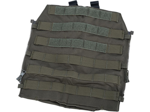 Crye Precision Licensed Replica Zip-on MOLLE Panel 2.0 by ZShot (Color: Ranger Green / Medium)