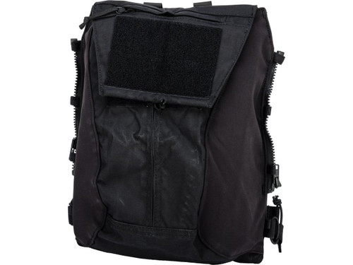 Crye Precision Licensed Replica Zip-on Panel Pack 2.0 by ZShot (Color: Black / Large)