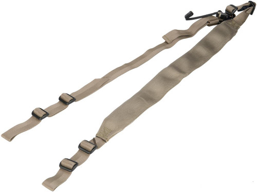 5.11 Tactical VTAC 2 Point Padded Rifle Sling (Color: Sandstone)