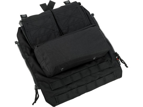 ZShot Crye Precision Licensed Replica Zip-on Pouch (Color: Black / Medium)