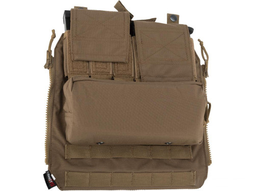 ZShot Crye Precision Licensed Replica Zip-on Pouch (Color: Coyote Brown / Large)