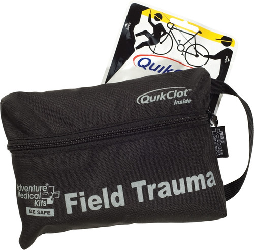 Field Trauma with Quikclot