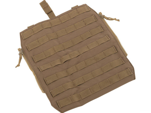 ZShot Crye Precision Licensed Replica Zip-on MOLLE Panel (Color: Coyote Brown / Medium)