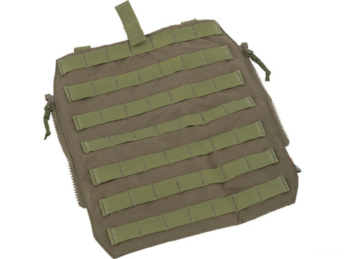 Crye Precision Licensed Replica Zip-on MOLLE Panel by ZShot (Color: Ranger Green / Medium)