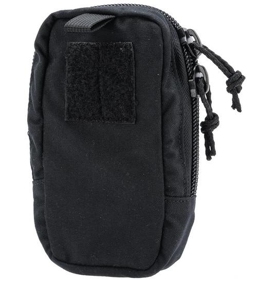 Sentry Zippered Tourniquet Pouch (Color: Black)