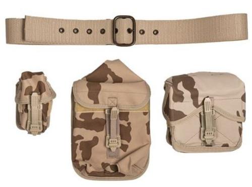 Czech Armed Forces Desert Camo 4-Pc. Harness Set