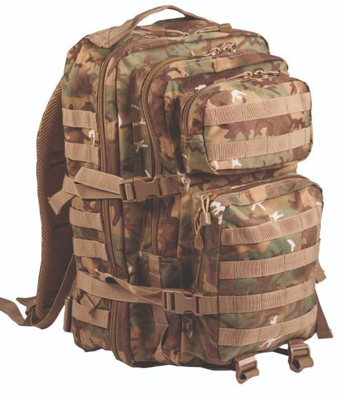 Mil-Tec Arid-W/L Camo Large Assault Pack