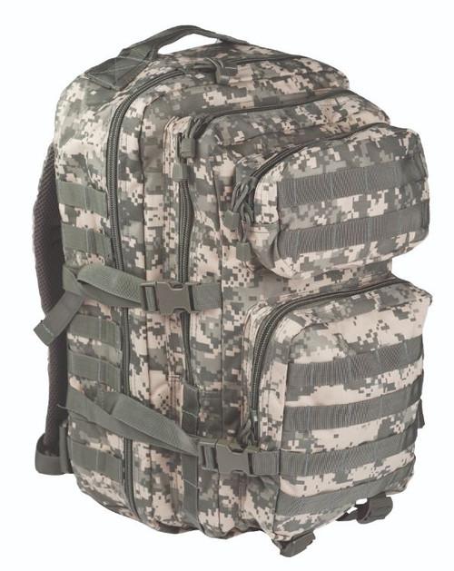 Mil-Tec At-Digital Camo Large Assault Pack
