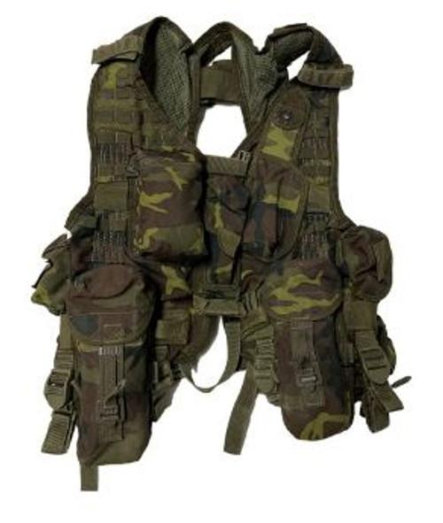 Czech M95 Camo Combat Vest