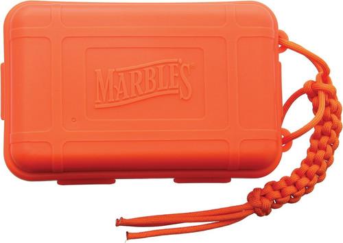 Plastic Survival Box Orange