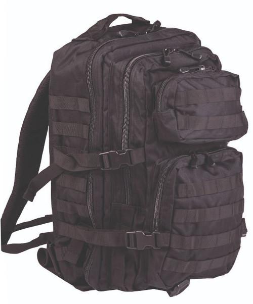 Mil-Tec Black Large Assault Pack
