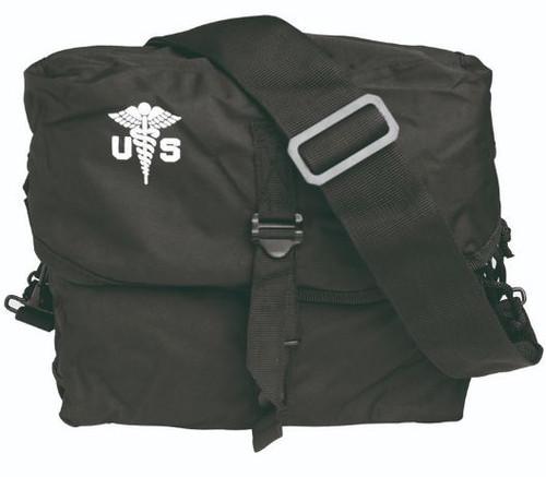 Mil-Tec Black Medical Kit Bag