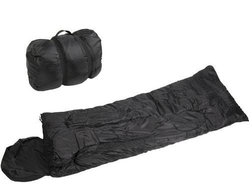 Mil-Tec Black Pilot Sleeping Bag