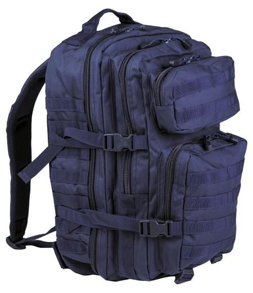 Mil-Tec Dark Blue Large Assault Pack