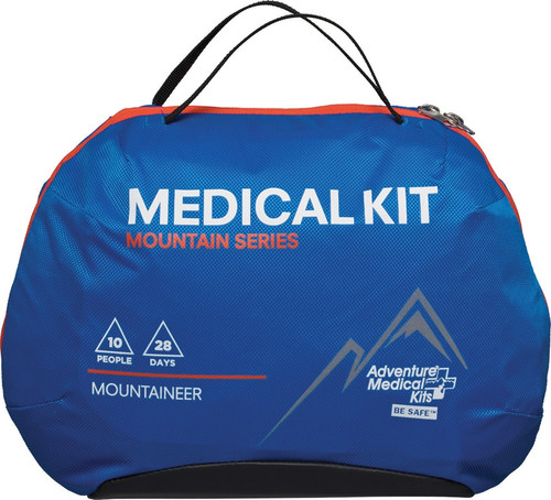 Mountaineer Medical Kit