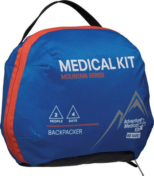 Mountain Backpacker Med Kit