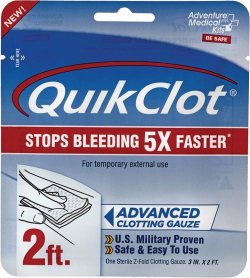 QuikClot Gauze 3x2