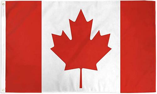 Canadian Flag 3' x 5'