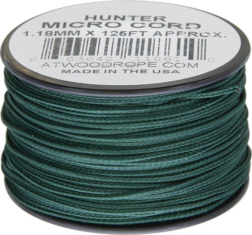 Micro Cord 125ft Hunter