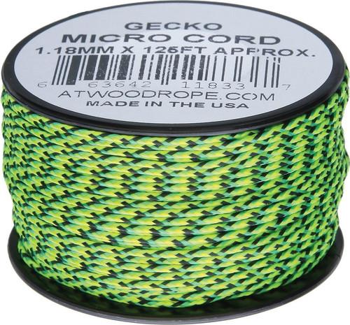 Micro Cord 125ft Gecko