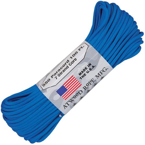 Parachute Cord Blue