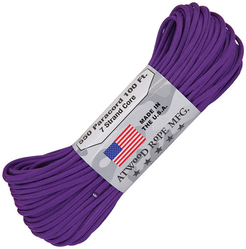 Parachute Cord Purple