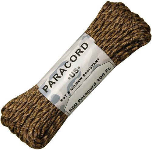 Parachute Cord FDE Camo