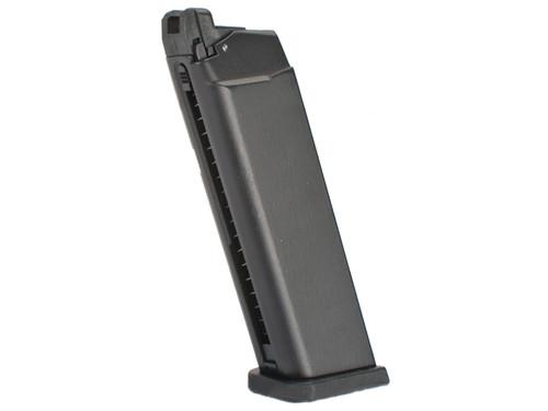 WE 23rd Magazine for ISSC SAI ATI 17 19 18C M22 Series Airsoft GBB Pistols - Co2- BONEYARD
