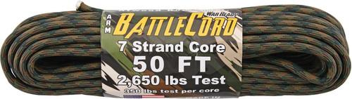 ARM BattleCord Woodland Camo