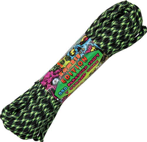 Parachute Cord Decay Zombie
