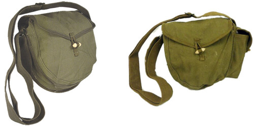 Military Issue Type 56 RPD  Canvas  Drum Magazine Pouch