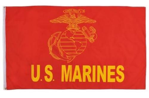 USMC Flag Marines