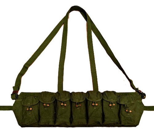 Military Issue Type 63 SKS Chest Rig