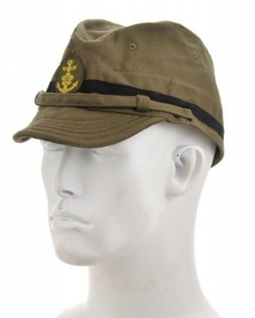 Japanese Imperial Naval Landing Forces Petty Officers Soft Cap