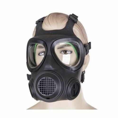Swedish Civil Defence Gas Mask Forsheda A4