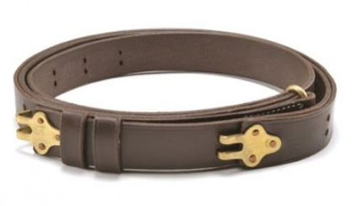 M1907 Military Leather Rifle Sling Garand Springfield Unmarked