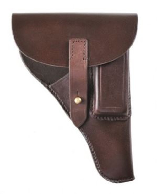 Brown Leather PP PPK Holster