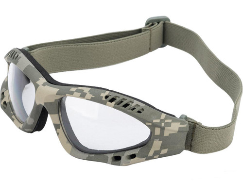 Birdz Eyewear Avocet ANSI Z87.1 Goggles (Color: Clear)