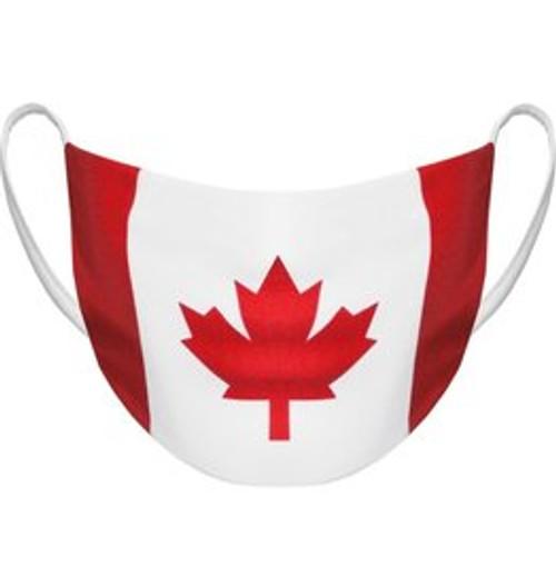 Canadian Maple Leaf Washable Face Mask