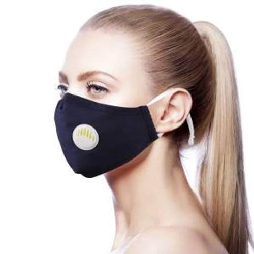 Reusable and Washable PM2.5 Mask w/ Filter