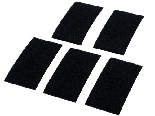 MOHOC Loop Velcro for MOHOC Cameras (Color: Black / 5 Pack)