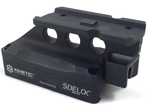 Kinetic Development Group SIDELOK Aimpoint Micro Optic Mount (Type: Lower 1/3 Co-Witness)