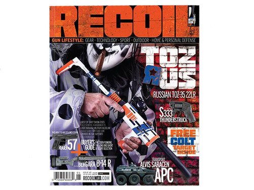 RECOIL Magazine (Issue: #48)
