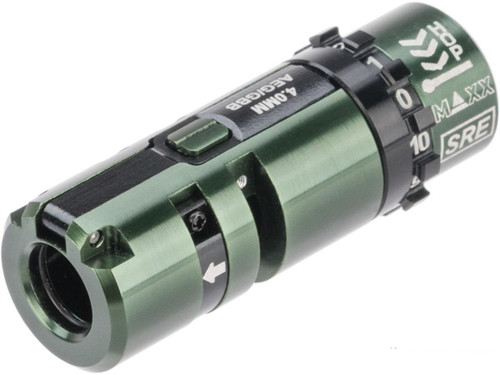 Maxx Model SRE Ultra Precision Hopup Chamber Unit for SRS/HTI Airsoft Sniper Rifles (Type: Left-Handed)